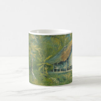 tropics house on sulks coffee mug