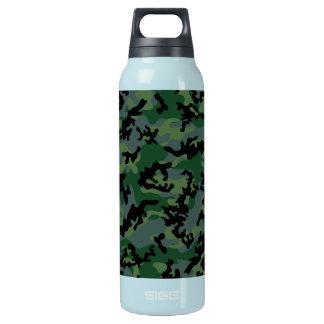Tropics Verdant Camo Aluminum Insulated Water Bottle