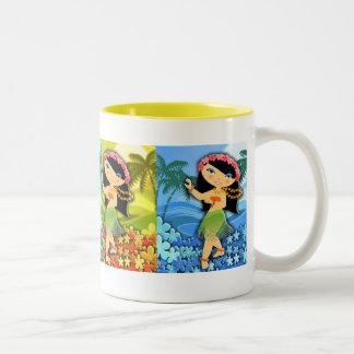 TropoGirl Tropica Garden Mug