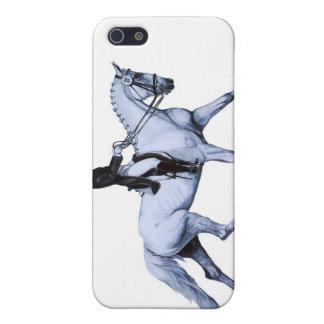 Trote ampliado Dressage iPhone 5 Carcasa
