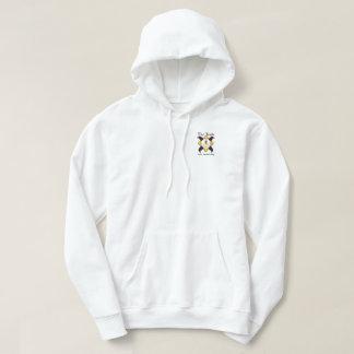 Troth Full Color Horizontal Logo Hoodie