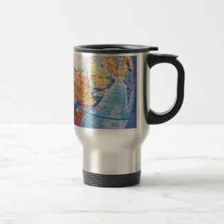Trotón del globo (15oz.) taza