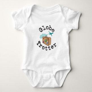 Trotón del globo body para bebé