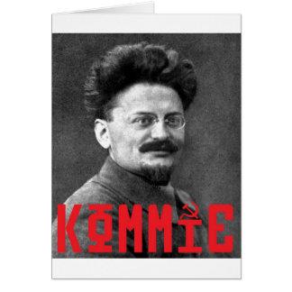 trotsky card