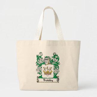 Trotsky Family Crest Bags