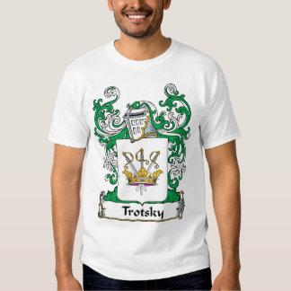 Trotsky Family Crest Shirt