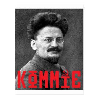trotsky postcard