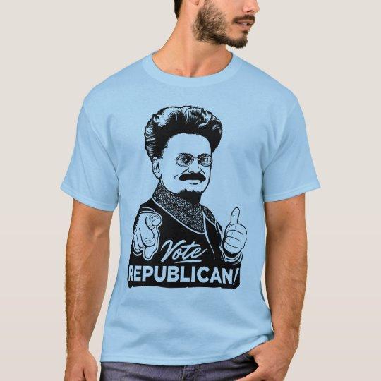 Trotsky Vote Republican Shirt