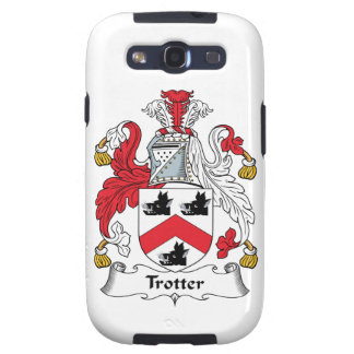 Trotter Family Crest Samsung Galaxy SIII Cases