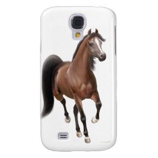 Trotting Bay Arabian Horse Speck Case