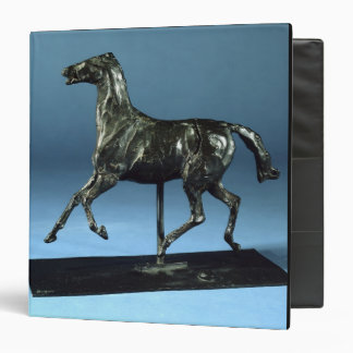 Trotting Horse (bronze) Binder