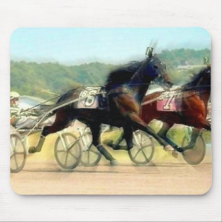 Trotting Power Mouse Pad