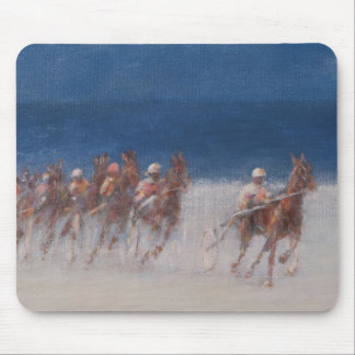 Trotting Races Brittany 2012 Mouse Pad