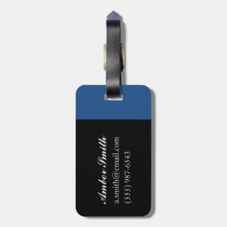 Trotting Races Lancieux Brittany 2014 Bag Tags