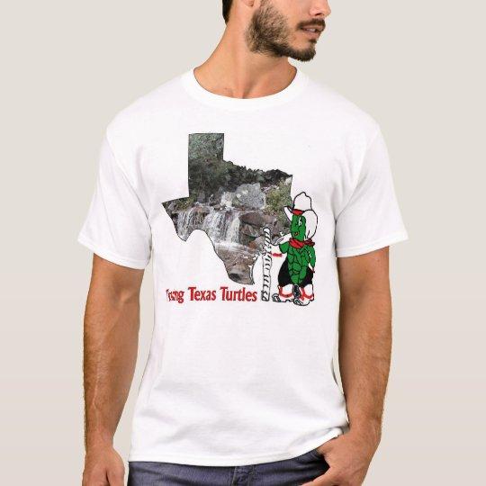 Trotting Texas Turtles T-Shirt