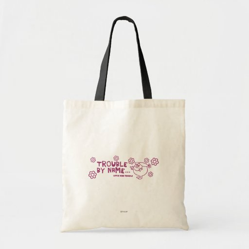 Trouble By Name Tote Bag