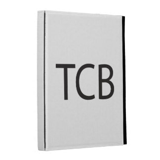 Trouble Came Back -or- Taking Care of Business.ai iPad Cases