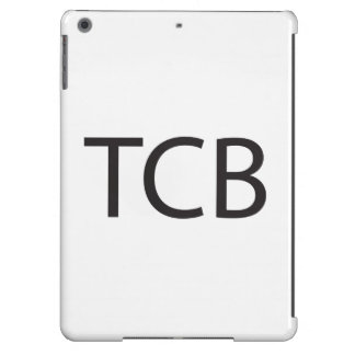 Trouble Came Back -or- Taking Care of Business.ai Case For iPad Air