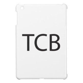 Trouble Came Back -or- Taking Care of Business.ai iPad Mini Cover