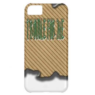 Trouble For Me iPhone 5C Cover