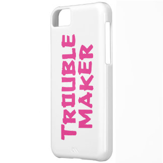 Trouble Maker Cover For iPhone 5C