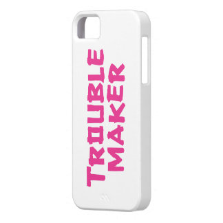 Trouble Maker iPhone 5/5S Cases
