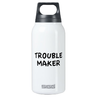 Trouble Maker Insulated Water Bottle
