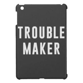 Trouble maker iPad mini cover