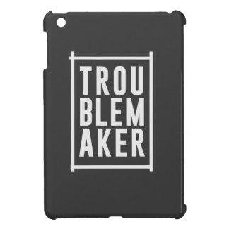 Trouble maker iPad mini covers