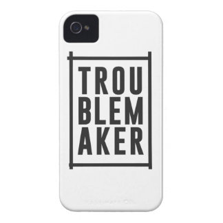 Trouble maker iPhone 4 case