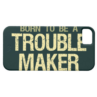 Trouble Maker iPhone 5 Case-Mate