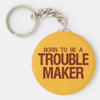 Trouble Maker keychain