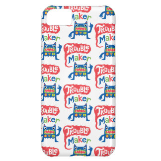Trouble Maker Pattern iPhone 5C Cover