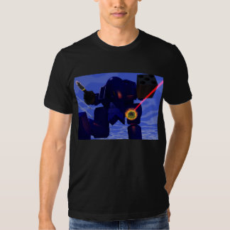 Trouble, Mech style Tee Shirt