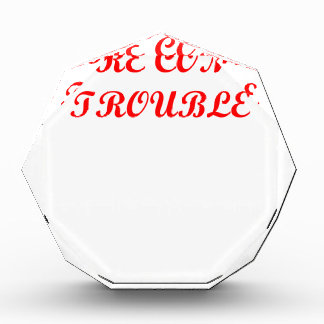 TROUBLE.png Award