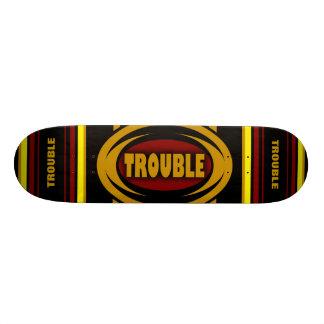 Trouble Skateboard