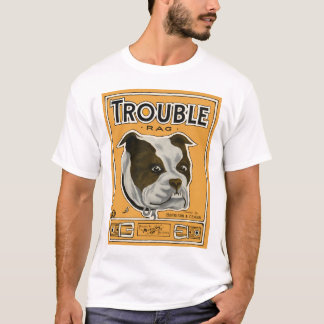 Trouble the Bulldog T-Shirt