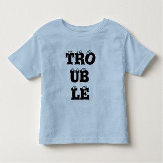 TROUBLE T SHIRT