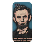 Trouble With Quotes iPhone 5 Covers