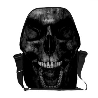 Troubled Dreams Messenger Bags