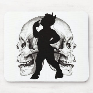 Troublemaker Mouse Pad