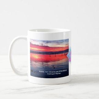 Troupe Gets a 10 Coffee Mug