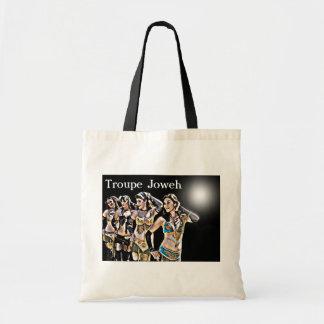 Troupe Joweh Dancers Tote Bag