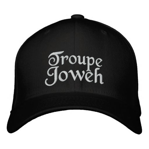 Troupe Joweh Embroidered Baseball Hat