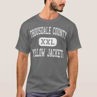 Trousdale County - Yellow Jackets - Hartsville