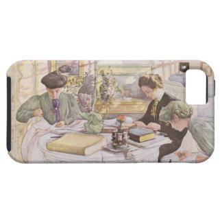 Trousseau, pub. in 'Lasst Licht Hinin'(`Let in Mor iPhone SE/5/5s Case