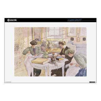 Trousseau, pub. in 'Lasst Licht Hinin'(`Let in Mor Laptop Decal