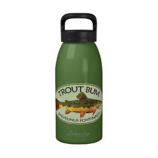 Trout Bum Fishing Water Bottle