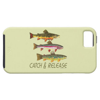 Trout Catch and Release iPhone SE/5/5s Case