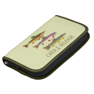 Trout Catch and Release Planners